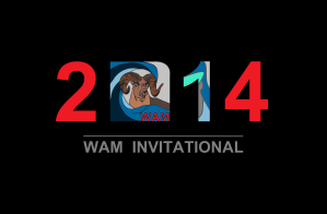 2014 WAM Invitational Logo