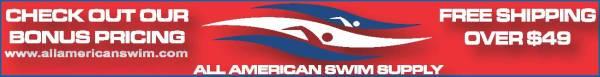 All American Swim Banner