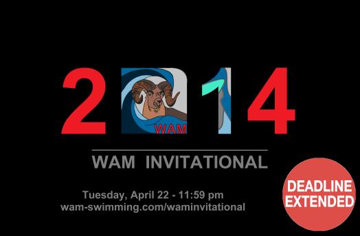 WAM Invitational Banner 2- Extended Deadline